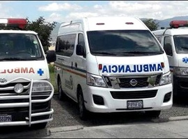 Ambulancias todoterreno para los municipios